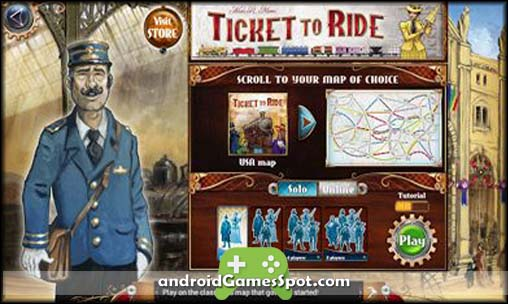 Ticket to Ride game free download