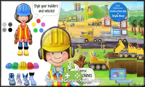 Tiny Builders - Seek & Find free android games