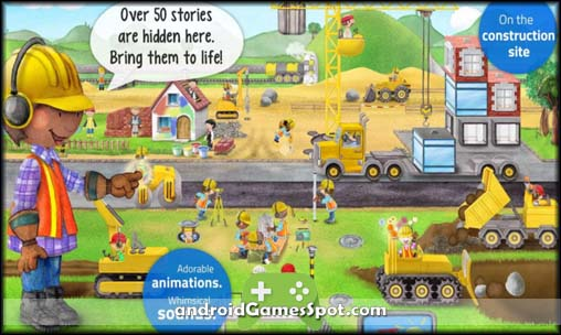 Tiny Builders - Seek & Find game free download