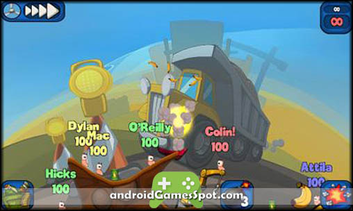 WORMS 2 ARMAGEDDON free games for android apk download