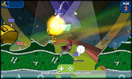 WORMS 2 ARMAGEDDON game apk free download