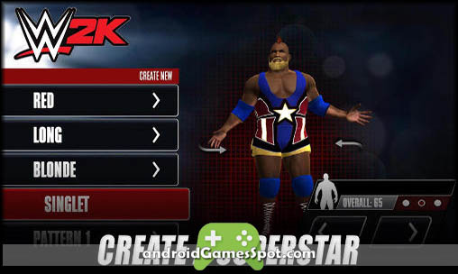 WWE 2K free games for android apk download