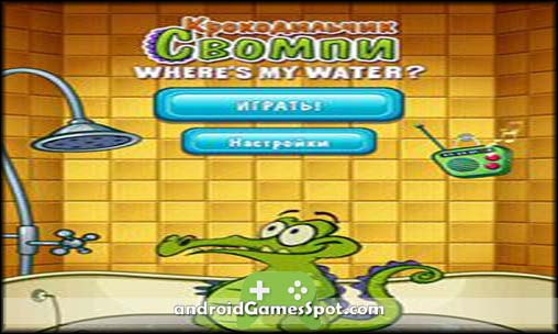 Where's My Water game apk free download