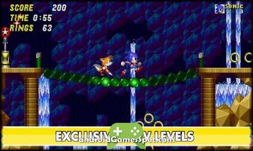 sonic the hedgehog 2 free games for android apk download