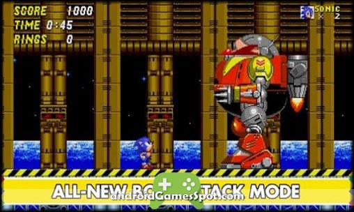 sonic the hedgehog 2 game apk free download