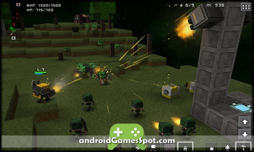 Block Fortress War android apk free download