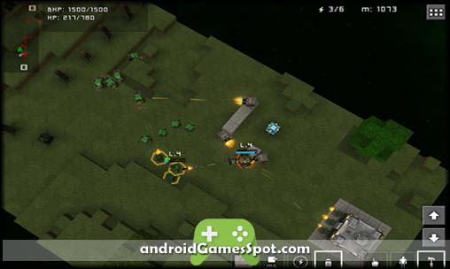 Block Fortress War free android games apk download