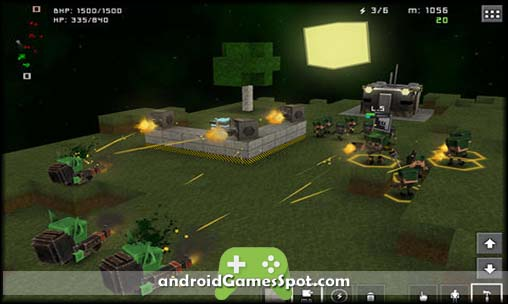 Block Fortress War free games for android apk download