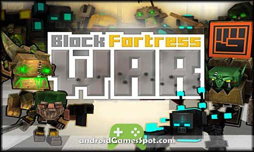 Block Fortress War game apk free download