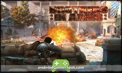 Brothers in Arms 3 game apk free download
