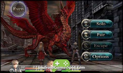CHAOS RINGS 2 free games for android apk download