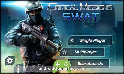 CRITICAL MISSIONS SWAT game apk free download