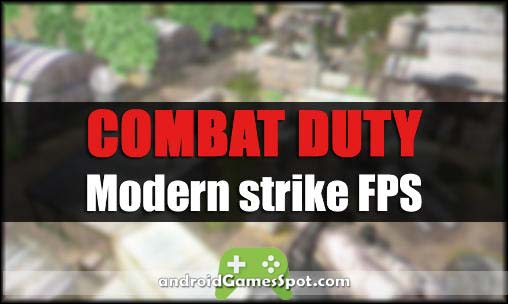 Combat Duty Modern Strike FPS android apk free download