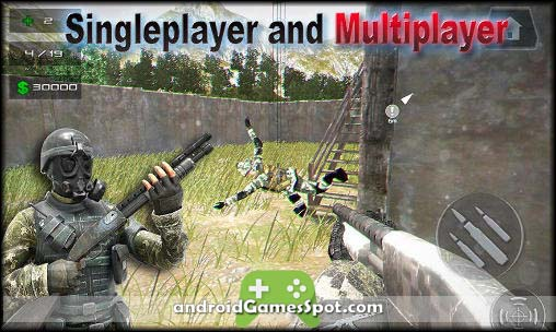 Combat Duty Modern Strike FPS free games for android apk download