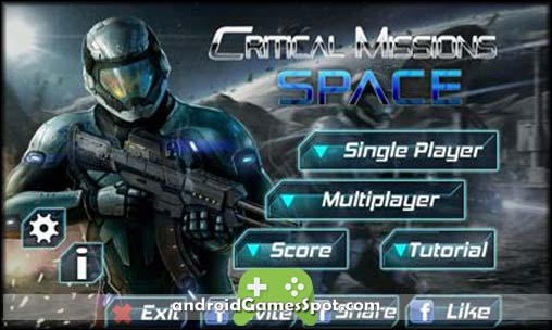 Critical Missions SPACE game apk free download