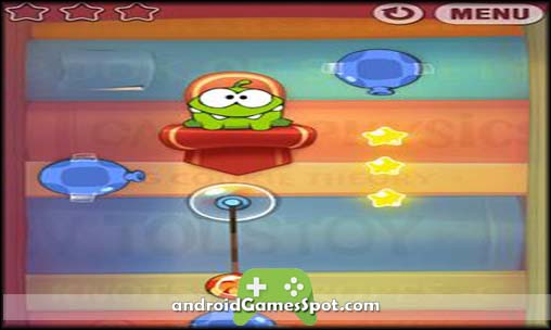 Cut the Rope Experiments free games for android apk download