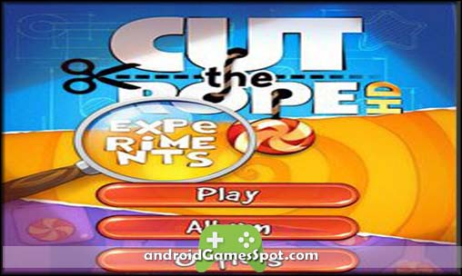 Cut the Rope Experiments game apk free download