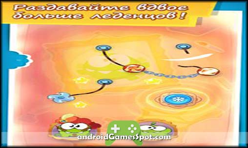 Cut the Rope Time Travel HD free android games apk download