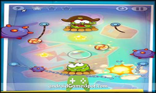Cut the Rope Time Travel HD free games for android apk download