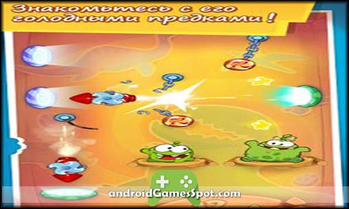 Cut the Rope Time Travel HD game apk free download