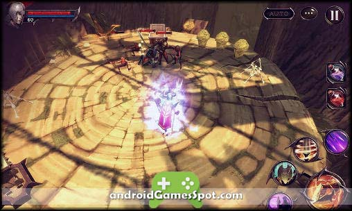 Darkness Reborn free android games apk download