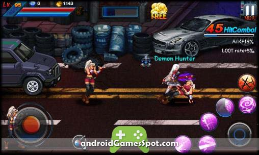 Demon Hunter free android games apk download