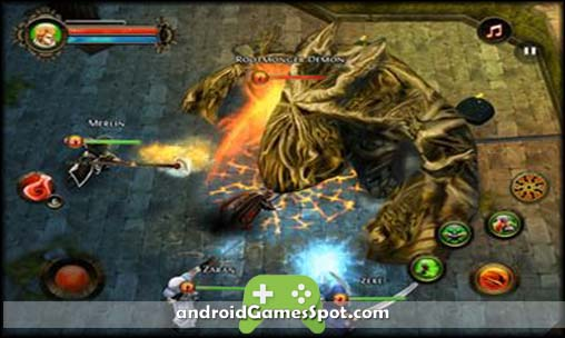 Dungeon Hunter 3 game apk free download
