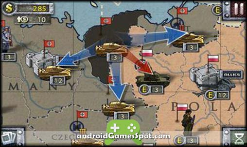 European War 2 free games for android apk download