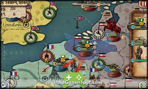 European War 3 free android games apk download