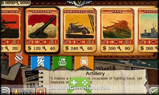 European War 3 free games for android apk download