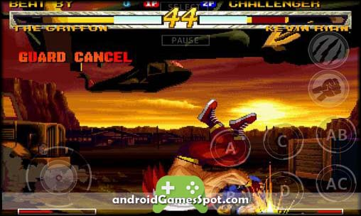 GAROU MARK OF THE WOLVES android apk free download