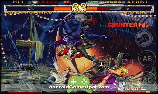 GAROU MARK OF THE WOLVES free games for android apk download