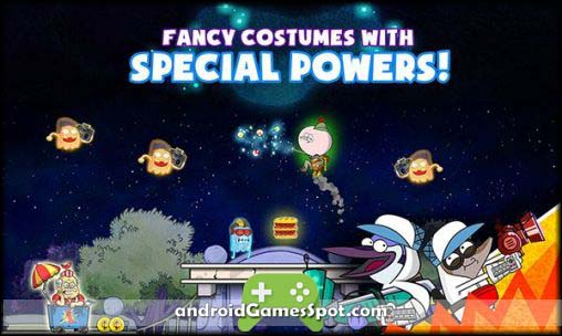 GHOST TOASTERS REGULAR SHOW free games for android apk download