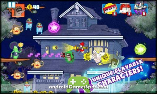 GHOST TOASTERS REGULAR SHOW game apk free download