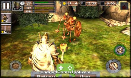 Heroes and Castles free android games apk download