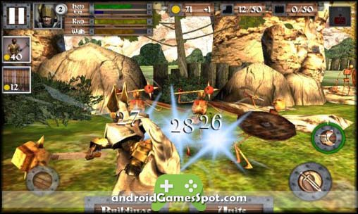 Heroes and Castles free games for android apk download