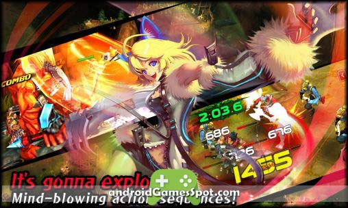 Kritika Chaos unleashed free android games apk download