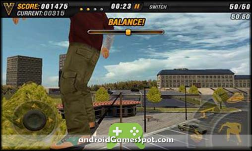 MIKE V SKATEBOARD PARTY free android games apk download