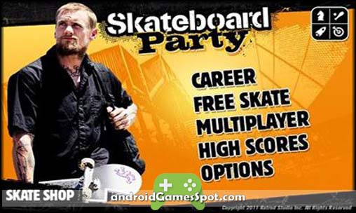 MIKE V SKATEBOARD PARTY free games for android apk download
