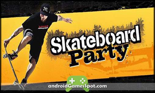 MIKE V SKATEBOARD PARTY game apk free download