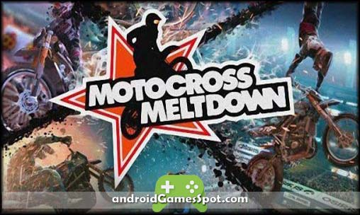 MOTOCROSS MELTDOWN game apk free download