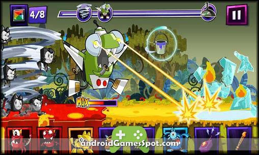 Mixels Rush android apk free download