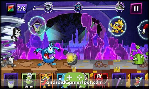 Mixels Rush free android games apk download