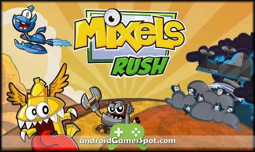 Mixels Rush game apk free download