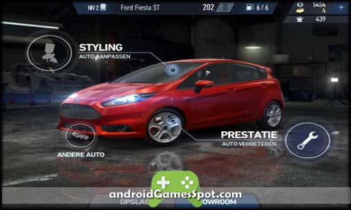 Need for Speed No Limits game apk free download