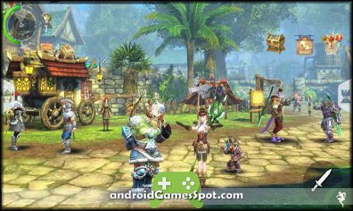 Order & Chaos 2 Redemption free android games apk download