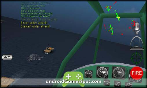 Pacific Navy Fighter free android games apk download