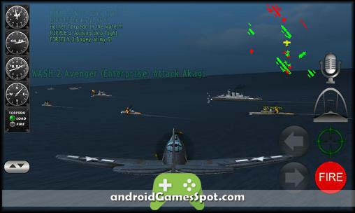 Pacific Navy Fighter free games for android apk download