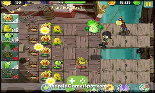 Plants vs Zombies 2 android apk free download