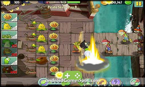 Plants vs Zombies 2 free android games apk download
